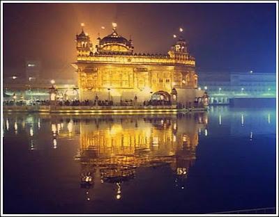 Golden temple Amritsar, punjab, India