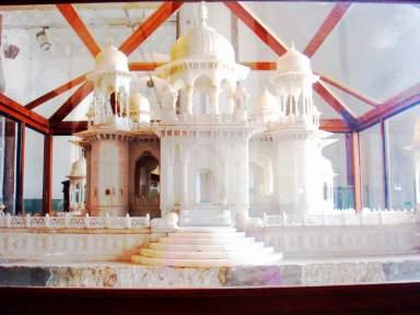 marble sculpture-jaipur-museum