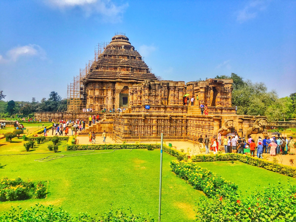 How to spend a day in Konark, Odisha
