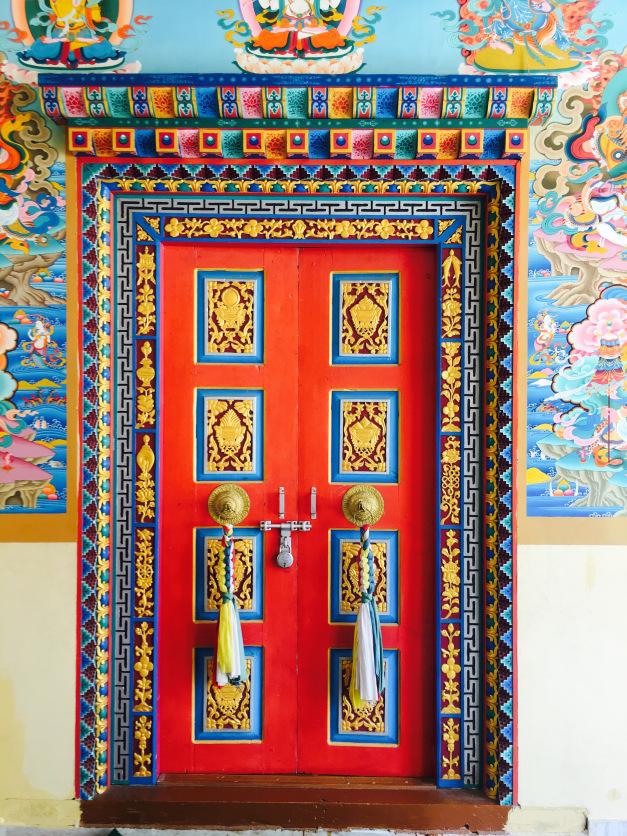 monestary-door-sangla