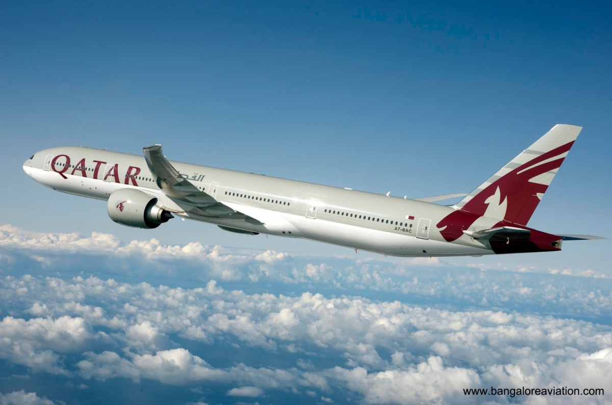 Qatar Airways - The Luxury in Economy!