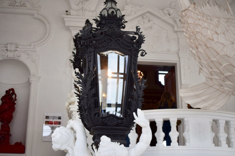 Belvedere-Palace-Lampshade-Vienna-Austria