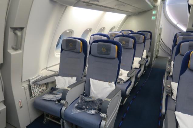 Lufthansa-Economy-Seats