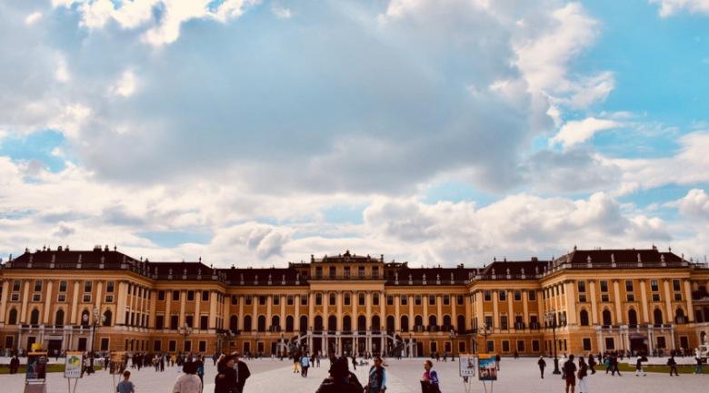 Schonbrunn Palace - Vienna-Austria