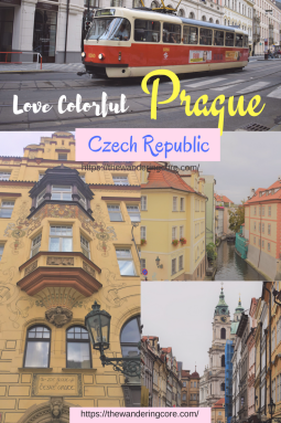 Colorful Prague