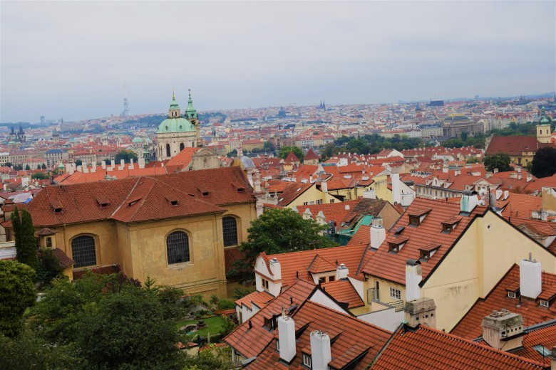 Prague town view from castle.JPG